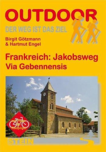 Frankreich: Jakobsweg Via Gebennensis (OutdoorHandbuch)