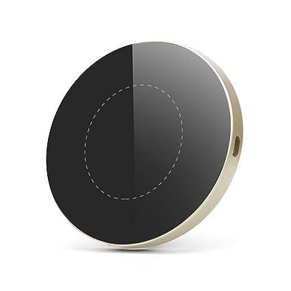 Amazon.com: ewin Cargador inalámbrico, Qi Wireless Carga Pad ...