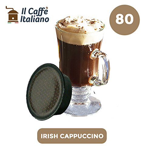 80 cápsulas de café compatibles A modo mio - Cappuccino - 80 Cápsulas compatible con maquinas A modo mio - Il Caffè italiano: Amazon.es: Alimentación y ...
