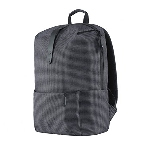 3038e8d06fb1 2017 New Xiaomi Fashion School Backpack Bag 600D Polyester Durable  Waterproof Outdoor Suit For 15.6 Inch