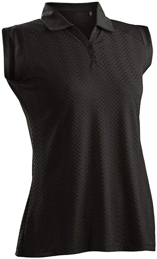 Nancy Lopez Grace Sleeveless Polo