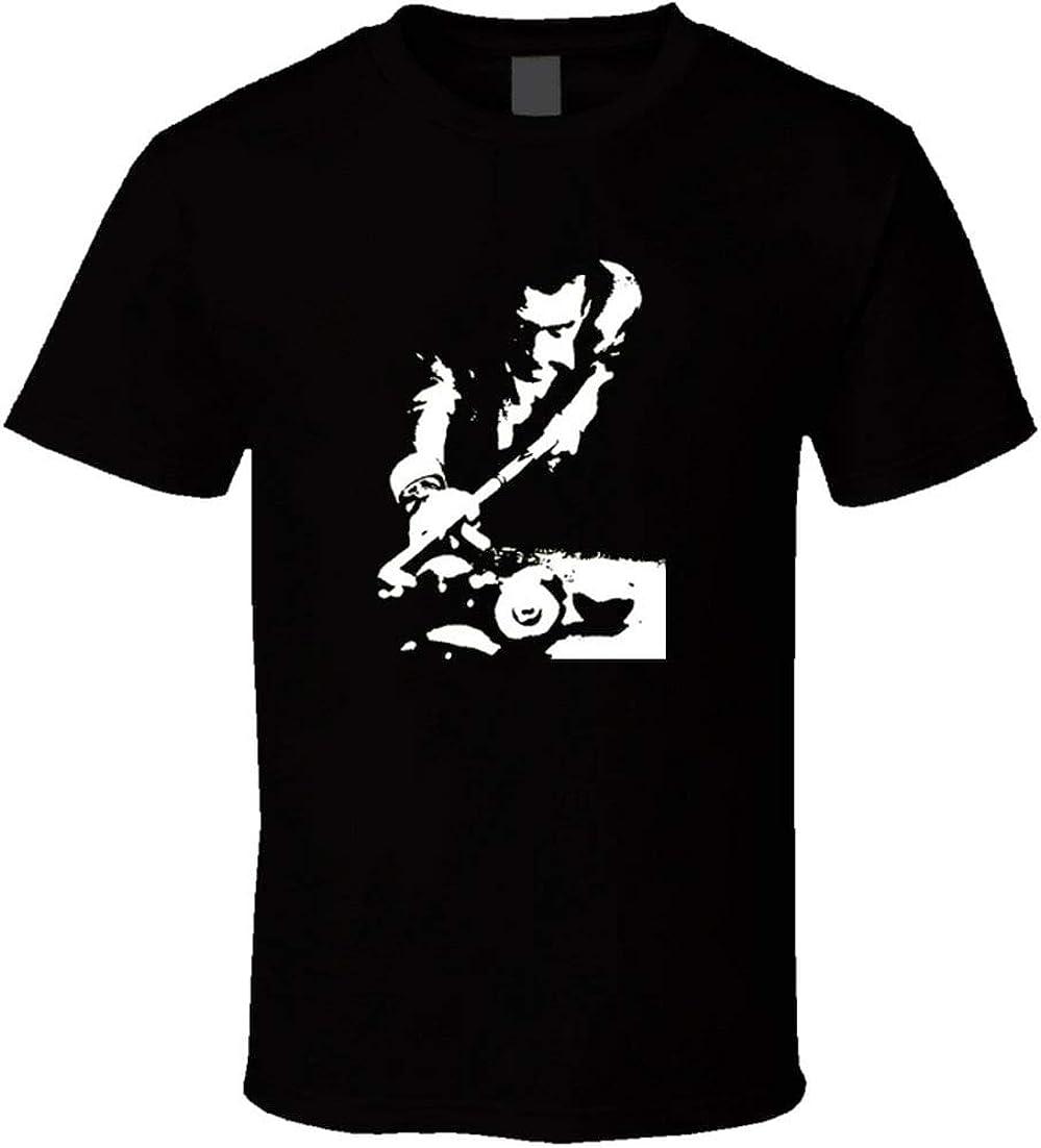 Paul Newman The Hustler t-Shirt Jackie Gleason Newman Pool Shark Movie t-Shirt