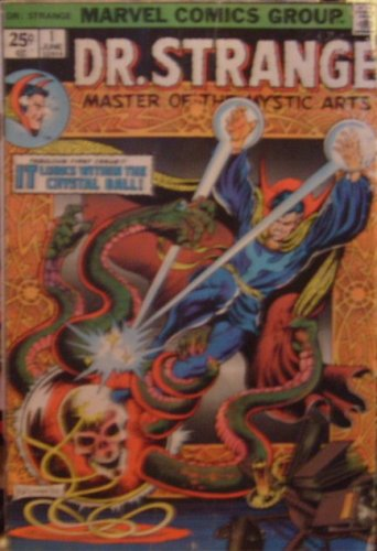 Doctor Strange (Master of the Mystic Arts, Volume 2 No, 1)