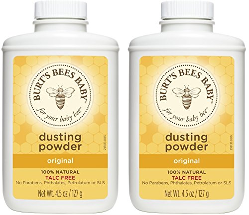 baby-bee-dusting-powder-45-oz-2-pack-by-burts-bees-model-baby-child-shop