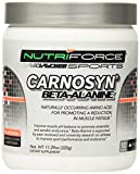Nutriforce Carnosyn Beta-Alanine Supplement Powder, 11.29 Ounce