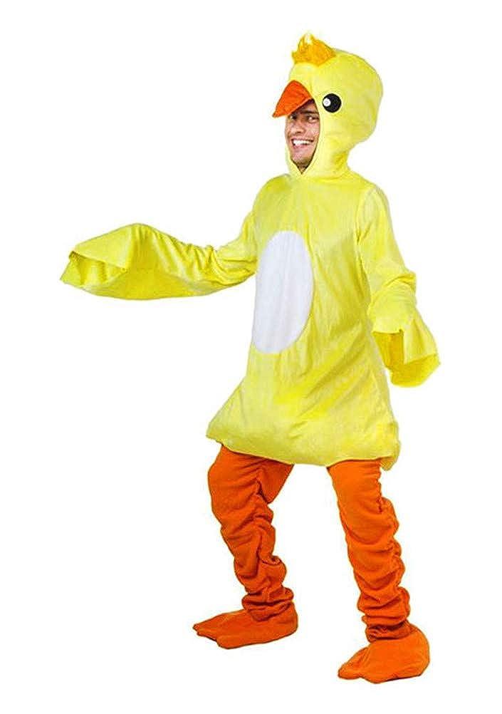 9652f10eac5e Amazon.com  Yellow Duck Costume for Men