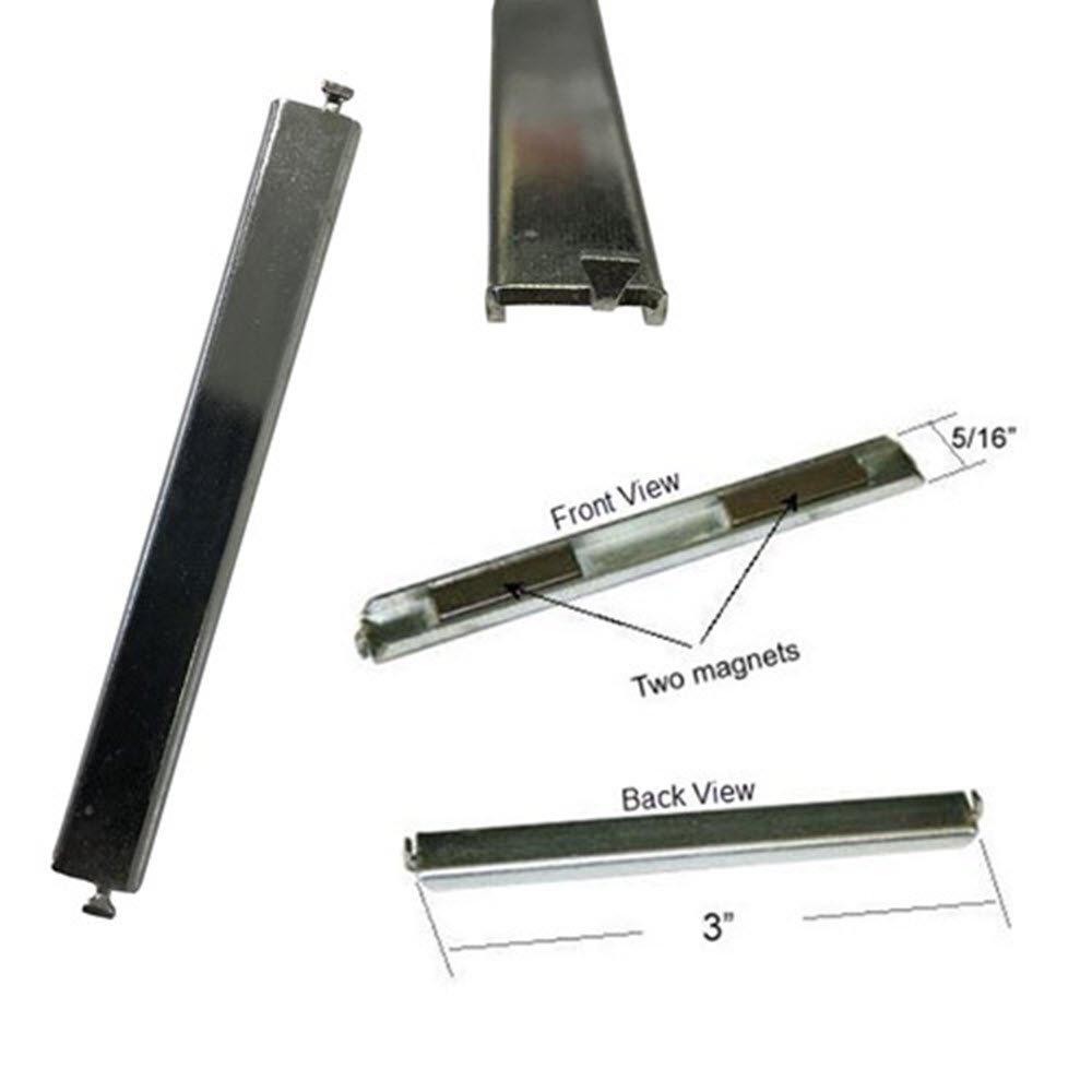 Shower Door Replacement Magnet With Bendable Tabs Shower Door