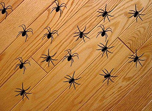 Creepy Spiders Qty 30 ~ HALLOWEEN: WALL OR WINDOW DECAL, 2