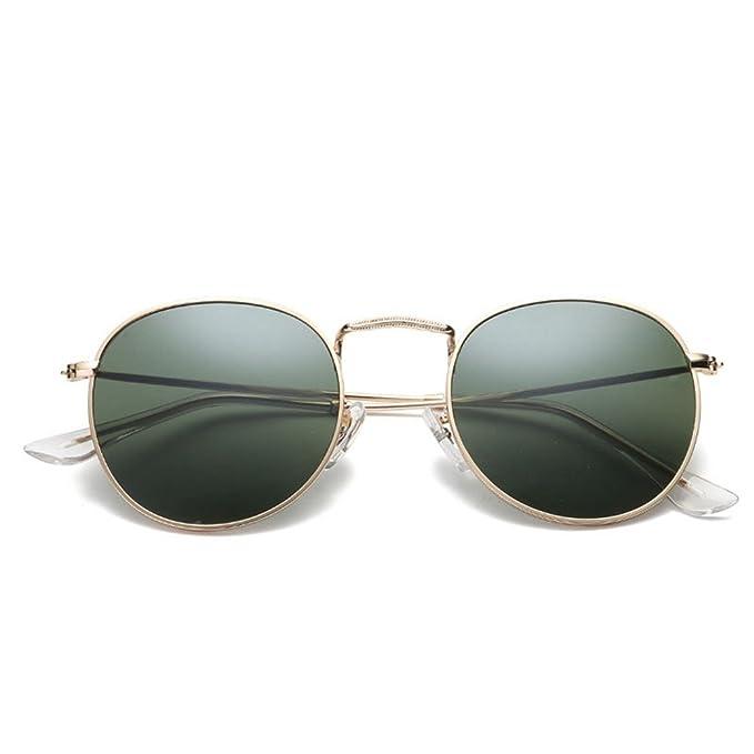 Shop 6 Gafas de sol Marco redondo gafas de sol retro nuevas ...