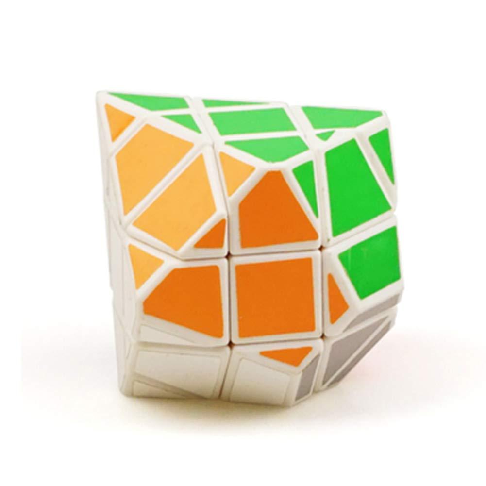 JIAAE Diamond Shape Rubik's Cube Professional Competition High Difficulty Rubik Children Puzzle Toy