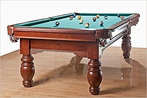 8 pies mesa modelo Magdalena de billar-Royal con pizarra y de ...