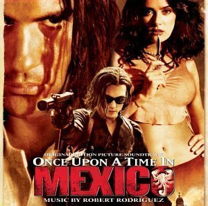 Once Upon a Time in Mexico Soundtrack edition (2003) Audio CD