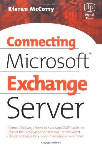Connecting Microsoft Exchange Server (HP Technologies) Pdf