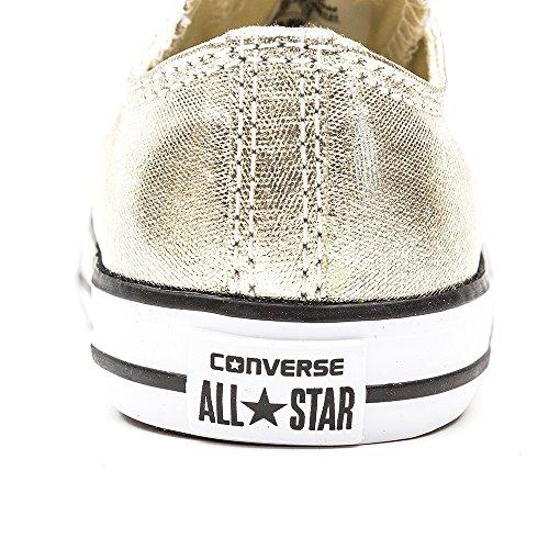 Converse Ctas Ox Light Gold