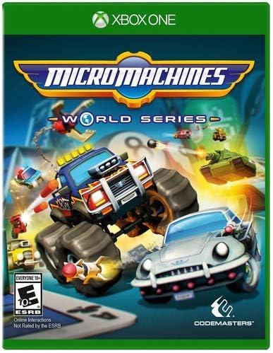 Micro Machines - World Series - Xbox One: Amazon.es: Videojuegos