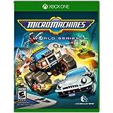 Jogo Micro Machines World Series - Xbox One
