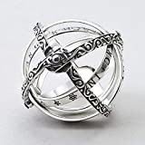 Newest!!! Astronomical Sphere Ring, Tuscom