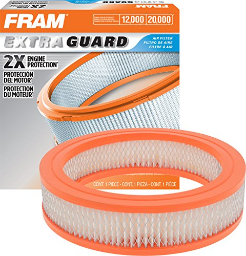 FRAM CA352 Extra Guard Round Plastisol Air Filter