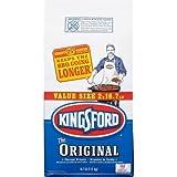 Kingsford Original Charcoal Briquettes, Six 16.7 lb Bags