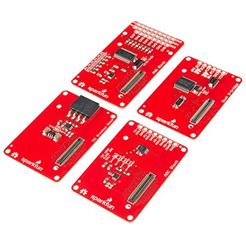 ALSR Sparkfun Interface Pack For Intel Edison by ALSR