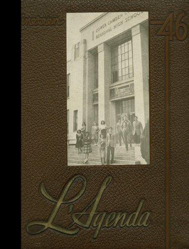 ((Reprint) 1946 Yearbook: Lower Camden County High School, Lindenwold, New Jersey)