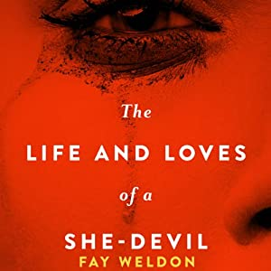 The Life and Loves of a She-Devil Audiobook