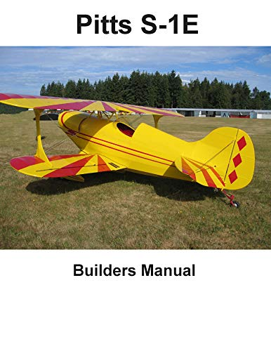 Pitts S-1E Builders Manual ()