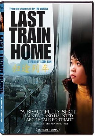 Amazoncom Last Train Home Zhang Changhua Chen Suqin