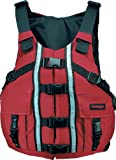 Stohlquist Asea Personal Floatation Device, Fireball Red, Small/Medium, Outdoor Stuffs