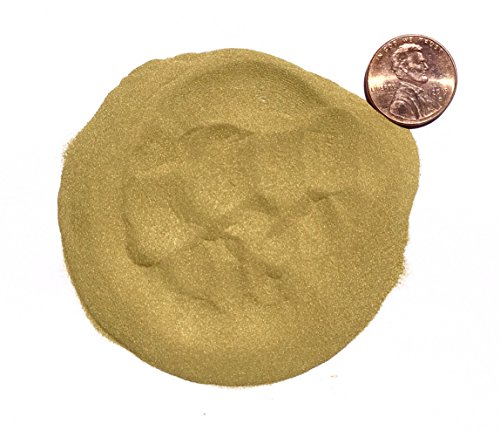 (Brass Powder for Metal Inlay, 2 Ounces)