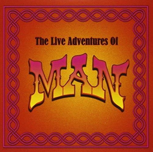Man: Live Adventures of Man (Audio CD)