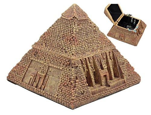 Ebros Ancient Egyptian Pyramid Box 7