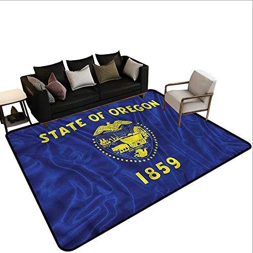 - American,Print Floor Mats Bedroom Carpet 36
