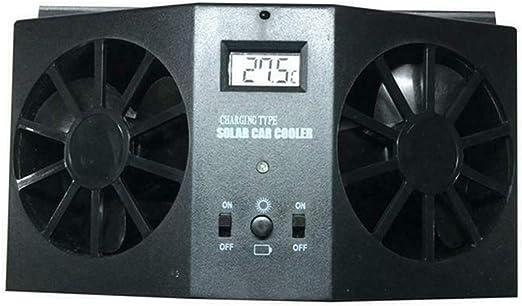 Soulitem Calentador Escape Ventilador, Hot Ventilador, Solar Calor ...