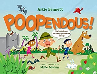 book cover of Poopendous!