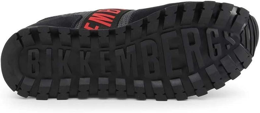 Bikkembergs Fender Sneaker Grey