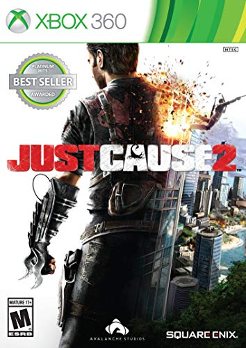 Just Cause 2 - Xbox 360 (Renewed) (Game Video Just Cause)