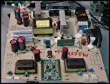 Repair Kit, Gateway FPD2275W LCD Monitor, Capacitors, Not the Entire Board