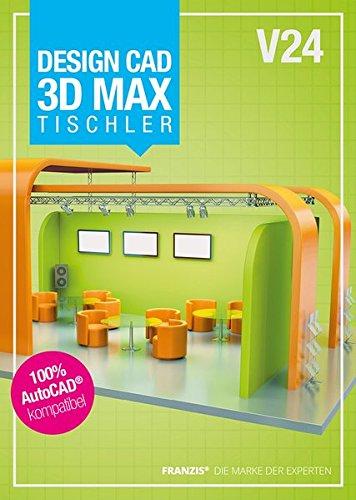 Franzis Verlag DesignCAD 3D MAX V24 Tischler