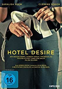 Amazon.com: Hotel Desire [Region 2] by Herbert Knaup