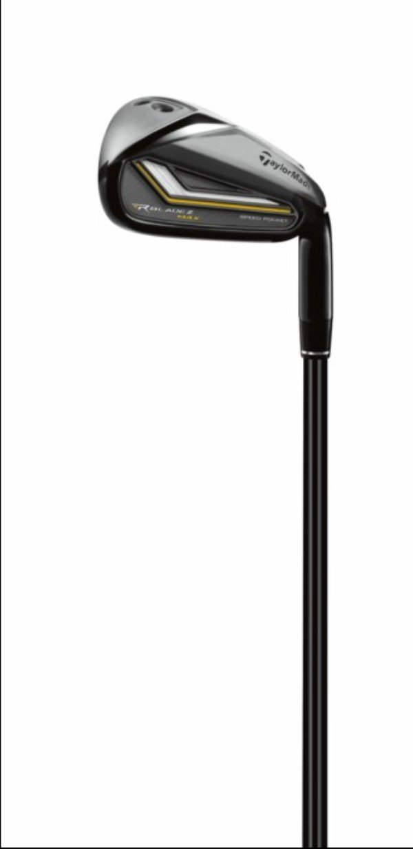 LEFT HANDED NEW TaylorMade Rocketbladez Max #7 Single Iron/Graphite Regular Flex by TaylorMade