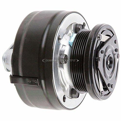 Gmc Yukon A/c Compressor - Brand New Premium Quality AC Compressor & A/C Clutch For Chevy & GMC - BuyAutoParts 60-00906NA New