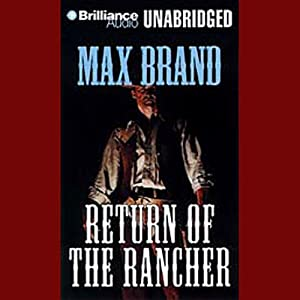 Return of the Rancher Audiobook