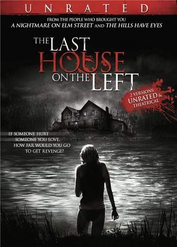 The Last House on the Left (Unrated & Theatrical Versions) (Last House On The Left 2009 Rape Scene)
