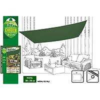Aktive Garden 53919 - Toldo Vela Verde Oscuro