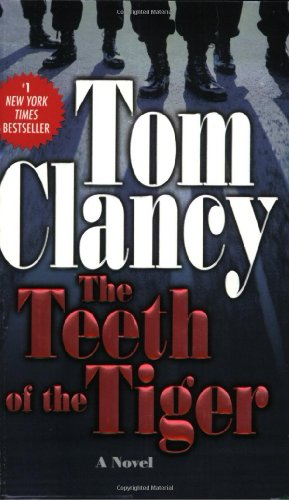 Book cover for The Teeth of the Tiger