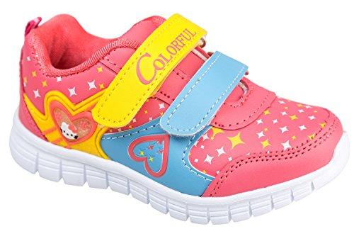 gibra - Zapatillas de Material Sintético para niño Rosa - Lachs