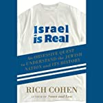 Israel Is Real | Rich Cohen