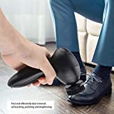 Fdit Portable Electric Shoe Polisher,Handheld