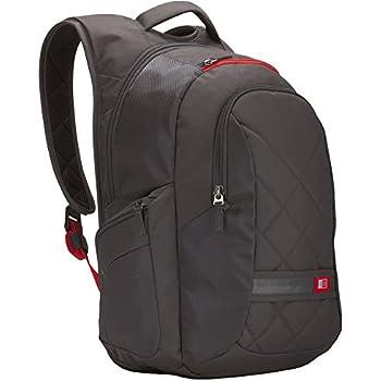 Amazon.com: Case Logic DLBP-116 16-Inch Laptop Backpack (Dark Gray ...